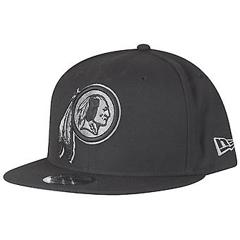 New era 9Fifty Snapback Cap - Washington Redskins black