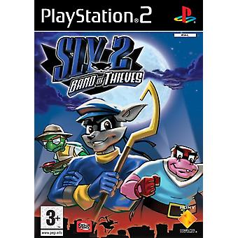 Sly 2 Band of Thieves (PS2) - Uusi tehdas sinetöity