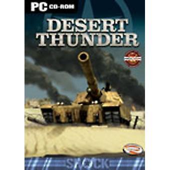 Desert Thunder (PC) - Neu