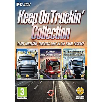 Keep on Truckin Simulation (PC DVD) - New