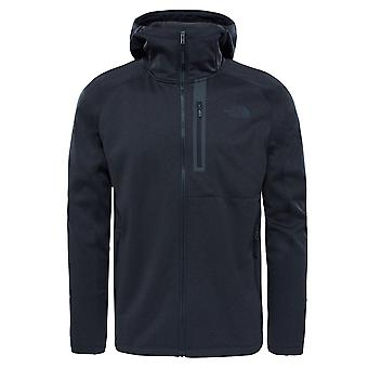 Nord ansikt Menn Canyonlands Fleece Hettegenser TNF Svart 2XL