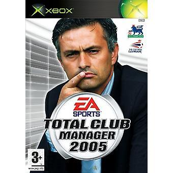 Total Club Manager 2005 (Xbox) - Neu
