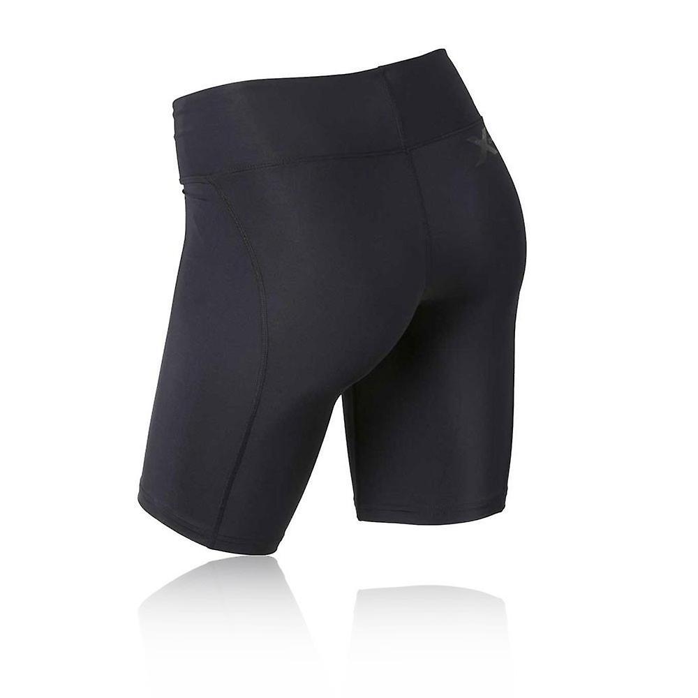 2XU Mid-Rise Compression Women's Shorts - AW20 - Gratis verzending ussJle