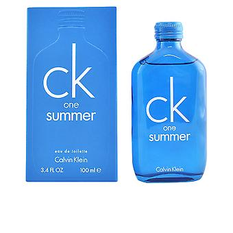 Calvin Klein Ck één zomer 2018 Edt Spray 100 Ml Unisex