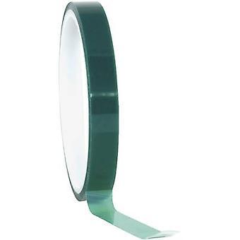 TOOLCRAFT 291B15L66C 291B15L66C Bandă verde (L x W) 66 m x 15 mm 66 m