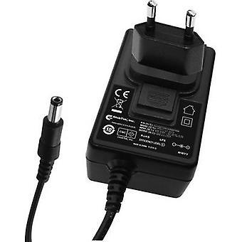 GlobTek WR9QA1200LCPNEU (RVB) lysnettet PSU (fastspænding) 5 V DC 1200 mA 6 W