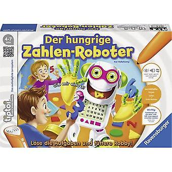 Ravensburger tiptoi ® The hungry numbers robot