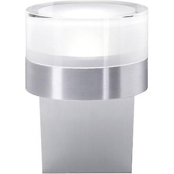 Bolzano 579209 LED wall light 1 W Cold white Silver-grey