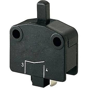 Marquardt 1115.2101 Pushbutton 250 V AC 6 A 1 x On/(Off) IP40 momentary 1 pc(s)
