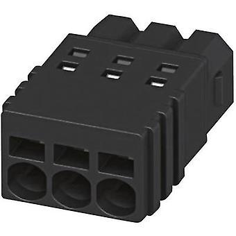 Caja de toma de contacto de Phoenix - cable PTSM número de espaciamiento de los pernos 2 contacto: 2.50 mm 1778832 1 PC
