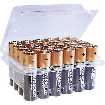 Duracell Plus Power LR06 Box AA batteri Alkali-mangan 1,5 V 24 pc(er)
