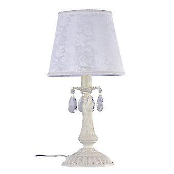 Lampe de Table élégante Filomena d'éclairage Maytoni, Ivoire