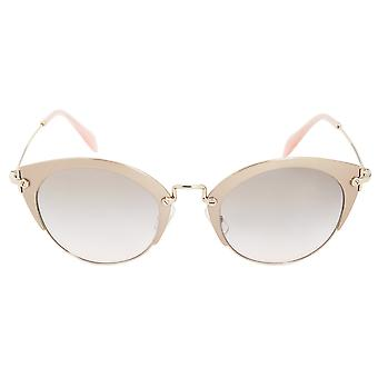 Miu Miu Cat Eye Sunglasses SMU53RS UFD3H2 52