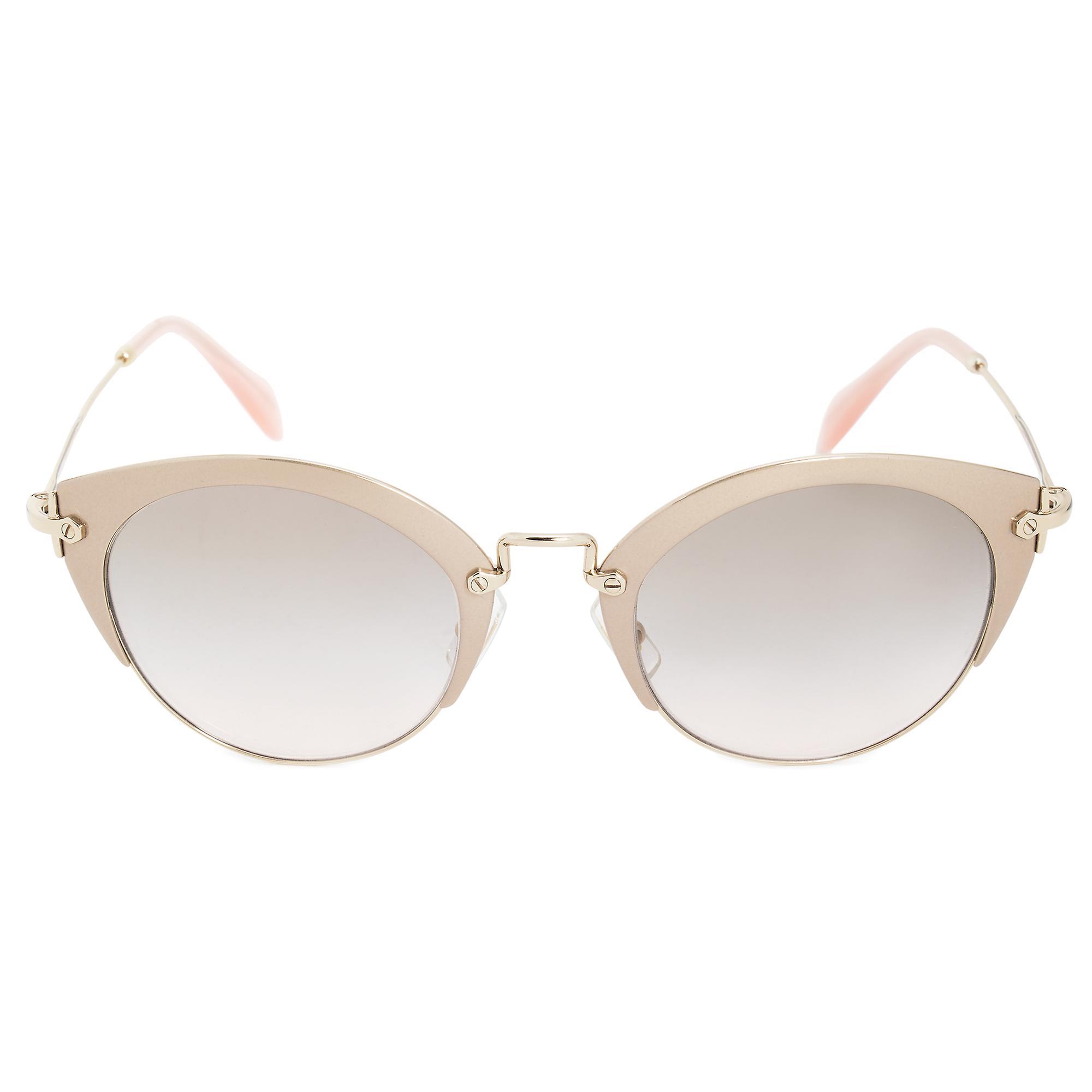 Miu Miu Cat Eye Sunglasses SMU53RS UFD3H2 52