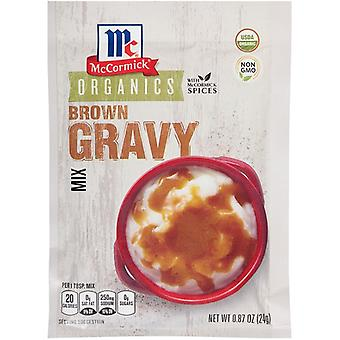 McCormick Organics Brown Sauce Mix