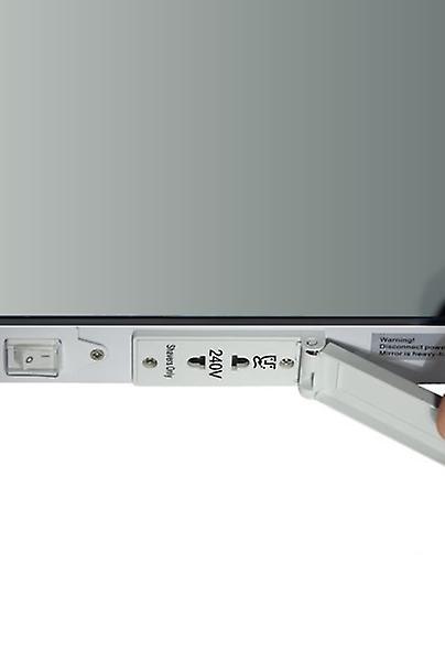 Minal Audio Shaver LED Mirror With Demister Pad & Sensor k205iaud