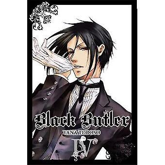 Black Butler - v. 4 by Yana Toboso - 9780316084284 Book