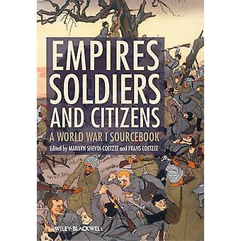 الإمبراطوريات-الجنود والمواطنين-كتاب مرجعي الحرب العالمية الأولى (مراجعة 2