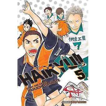 Haikyu!! -Vol. 5 af Haruichi Furudate - Haruichi Furudate - 978142158