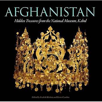Afghanistan - les trésors cachés de Fredrik Hiebert - livre 9781426202957