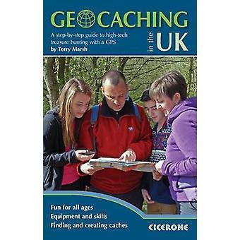 Geocaching in het Verenigd Koninkrijk - een stap voor stap handleiding voor het hightech schattenjacht