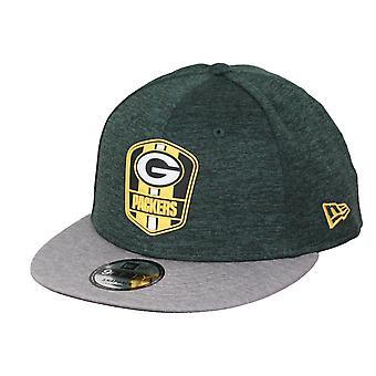 Nieuw tijdperk actieve 9Fifty Cap ~ Green Bay Packers