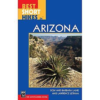 Bästa korta vandringar i Arizona
