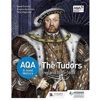 AQA nível a história: os Tudors: Inglaterra 1485-1603