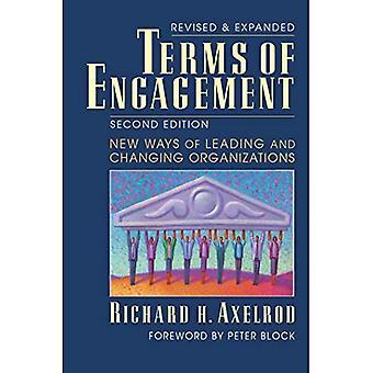 Termer av engagemang: nya sätt att leda och förändra organisationer