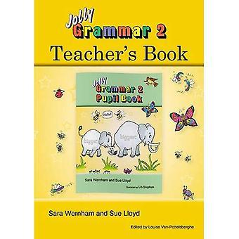 Jolly Grammar 2 Teacher's Book (Jolly Learning)
