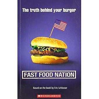 Fast Food Nation (Scholastic ELT Readers) (Scholastic Readers)
