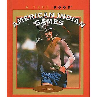 Indianische Spiele (echte Bücher: Indianer (Prebound))