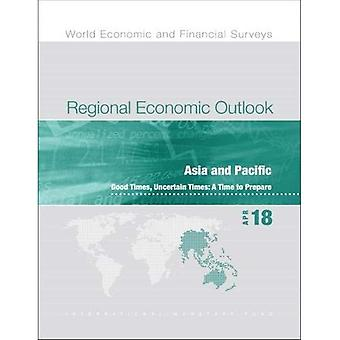 Regional economic outlook: Asia and Pacific, good times, uncertain times, a time to prepare (World economic and financial surveys)