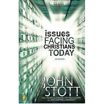 Problemi di fronte a christians oggi 4a edizione di John R W Stott & John Wyatt & Revised di Roy McCloughry