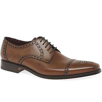 Loake Foley Mens formell snörning skor