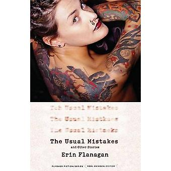 Les erreurs habituelles and Other Stories par Flanagan & Erin