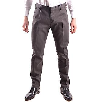 At.p.co Ezbc043036 Men's Brown Cotton Pants