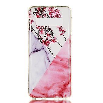 MTK Samsung Galaxy S10 TPU Marble-Style C