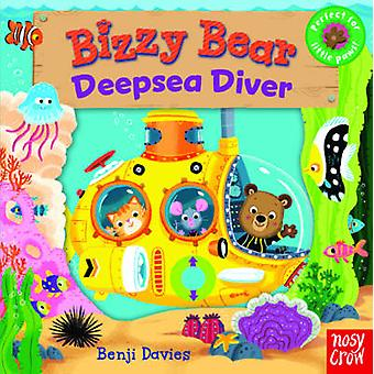 Bizzy Bear-deepsea Diver door Benji Davies-9780857633798 boek