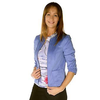 LEBEK vest 56520018 blauw