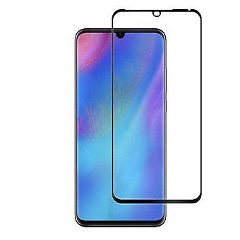 Sólido templado vidrio Huawei P30 pantalla Pro protección negro