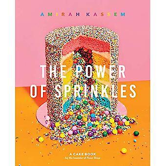 Kraften i strössel: en kaka bok av grundaren av mjöl Shop