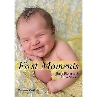 First Moments - Newborn Portraits & Mom Stories by Brooke VanHoy -