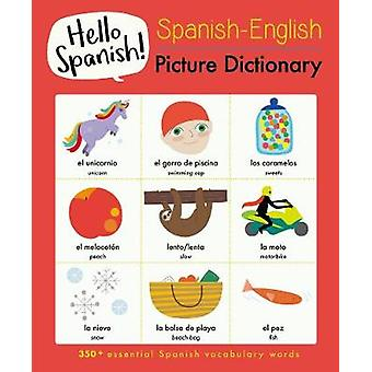 Spanish-English Picture Dictionary by Spanish-English Picture Diction