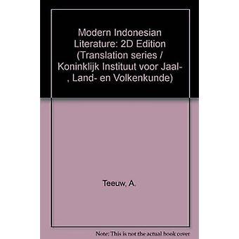Modern Indonesian Literature - Volume 2 - 9789024723089 Book