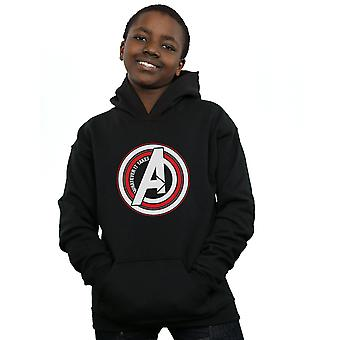 Marvel Boys Avengers Endgame Whatever It Takes Symbol Hoodie
