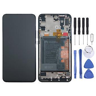 Huawei Display LCD Einheit + Rahmen für P Smart Z Service Pack 02352RRF Midnight Black / Schwarz Neu