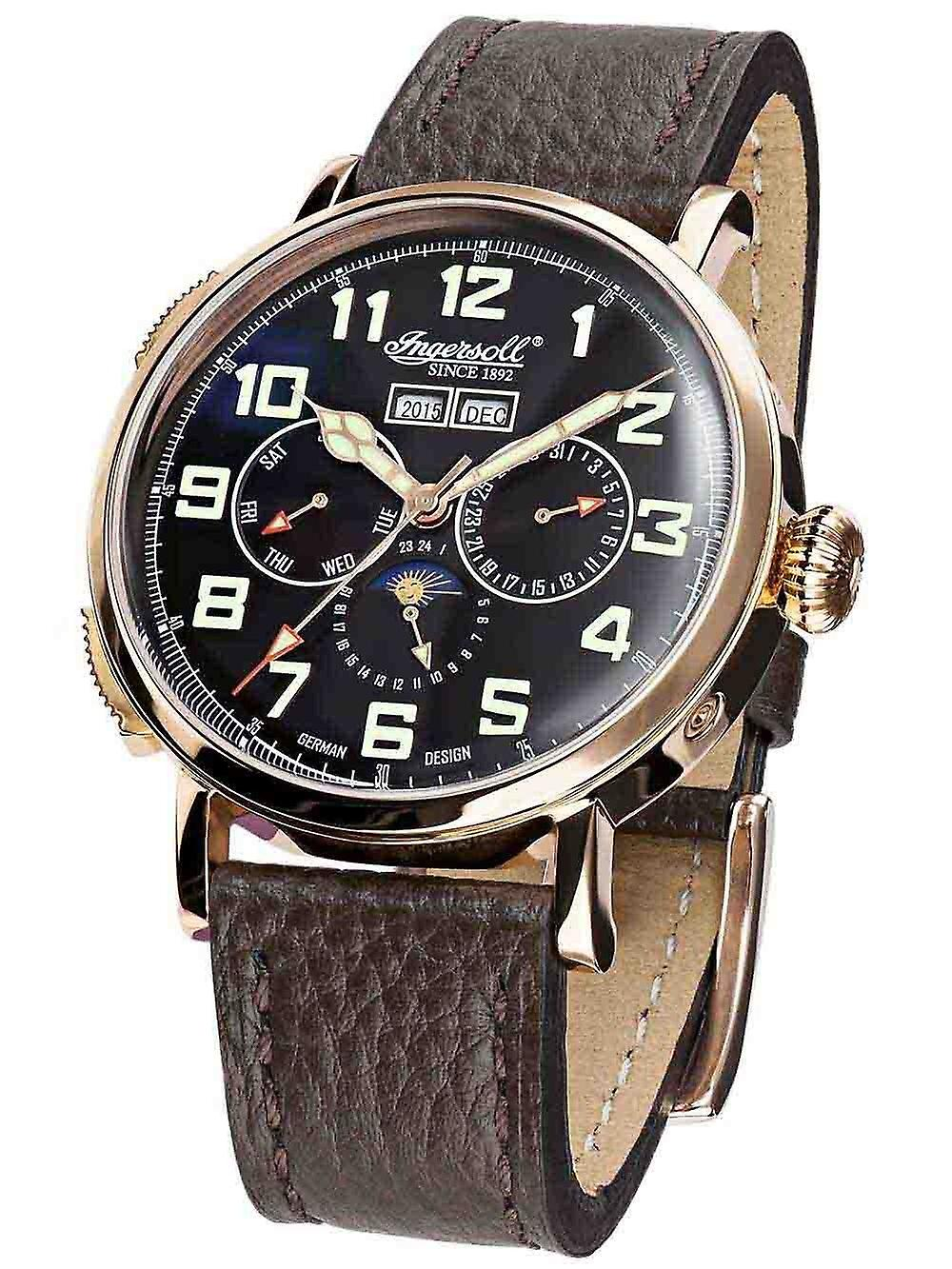 The IN1917RBK automatic men's Watch 44mm