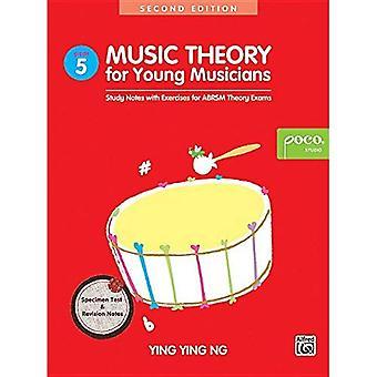 Musikkteori for unge musikere, Bk 5