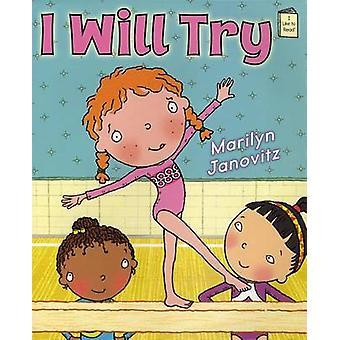 I Will Try by Marilyn Janovitz - 9780823427567 Book